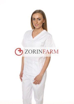 Zorinfarm bluza medyczna biala