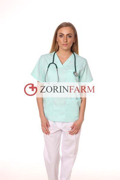 Zorinfarm bluza medyczna mieta