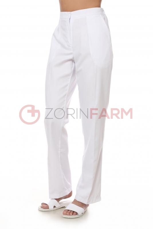 Zorin Farm spodnie biale