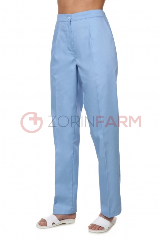 Zorin Farm spodnie niebieskie