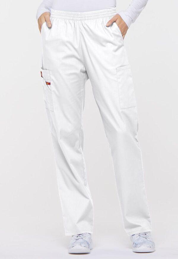 Zorin spodnie damskie biale