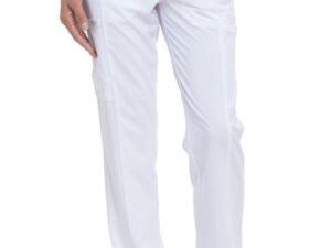 Zorin spodnie damskie Dickies bialy