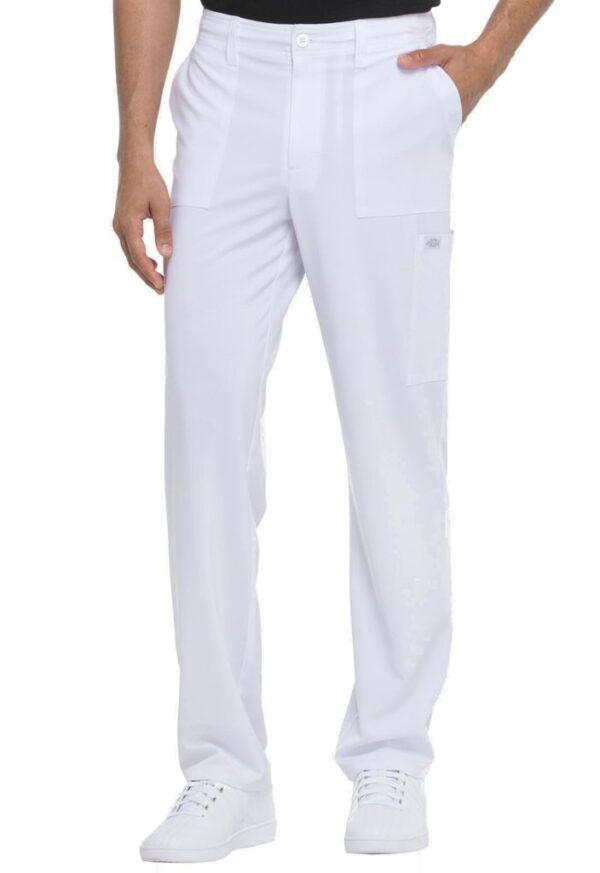 Spodnie meskie ( DK015 ) Dickies biale